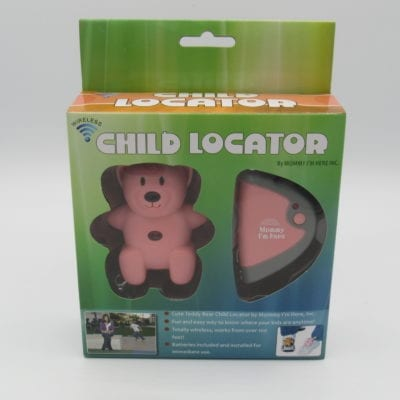 Mommy I'm Here Child Locator (Pink)