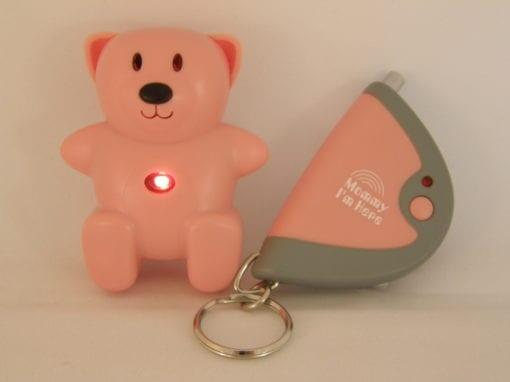 Alert Advanced locator tracker pink